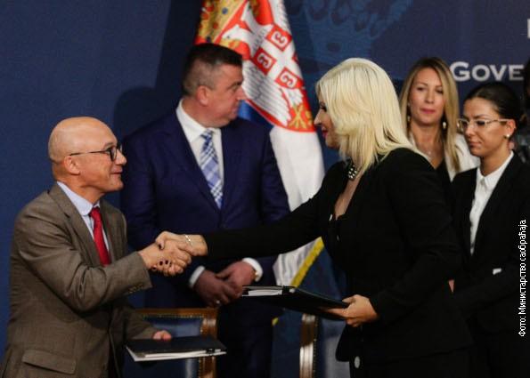 Potpisan ugovor o finansiranju izgradnje auto-puta Niš-Merdare