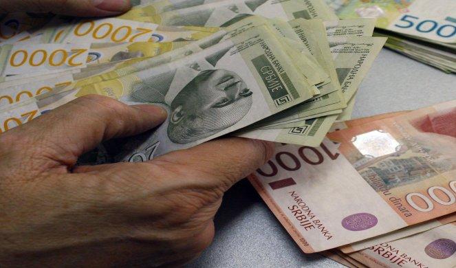 Uhapšeni jer su u kafiću platili kafu lažnom novčanicom od 2.000 dinara
