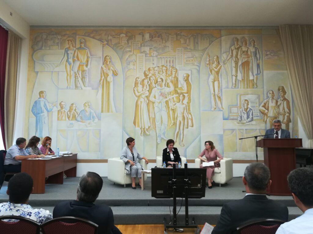 Grad Niš na Međunarodnom forumu starih gradova