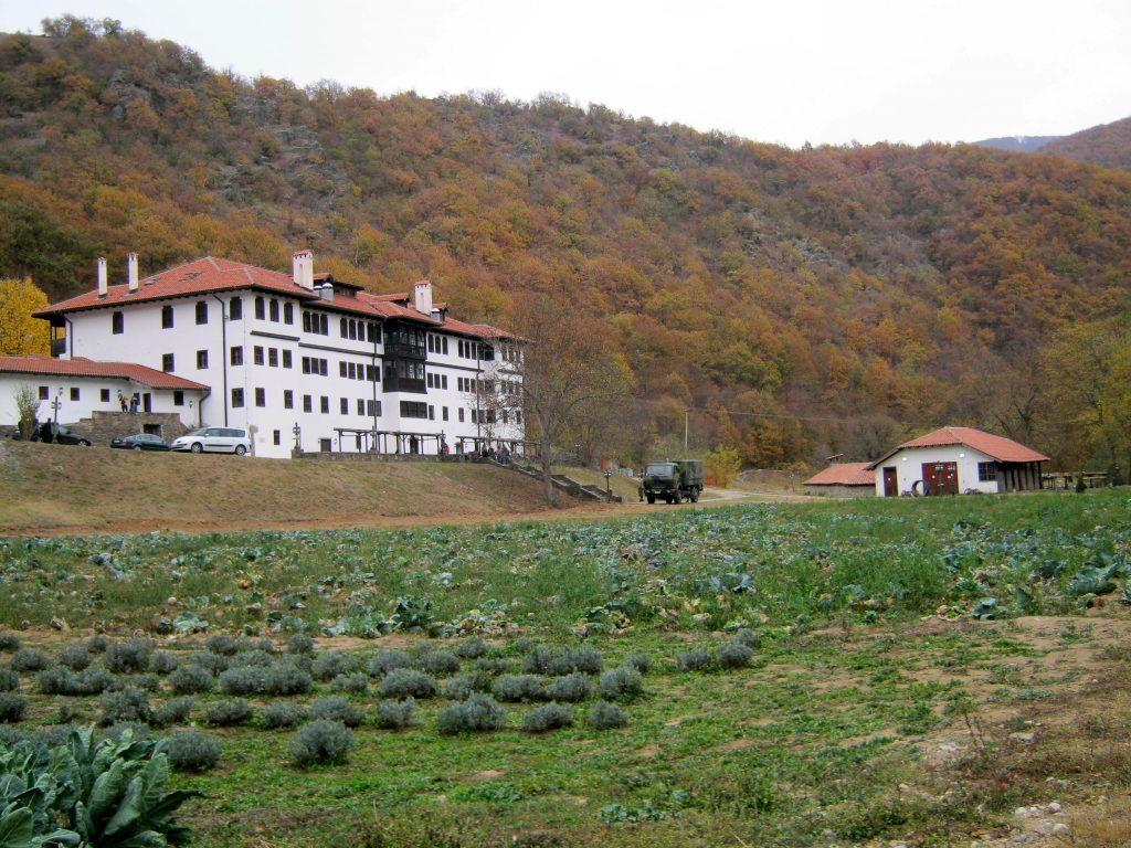 Iz manastira Sveti Prohor Pčinjski niko nije pobegao