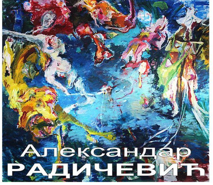 Blitva, pelin i korabije na slikama mladog umetnika iz Vlasotinca