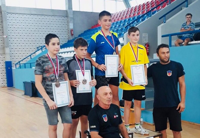 Završen Bojnik Open 2019, najbolji stonoteniser Miloš Milenković