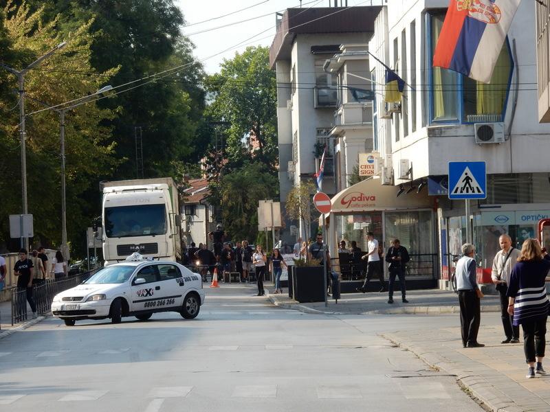 Deo Ulice Koste Stamenkovića zatvoren zbog monitiranja bine