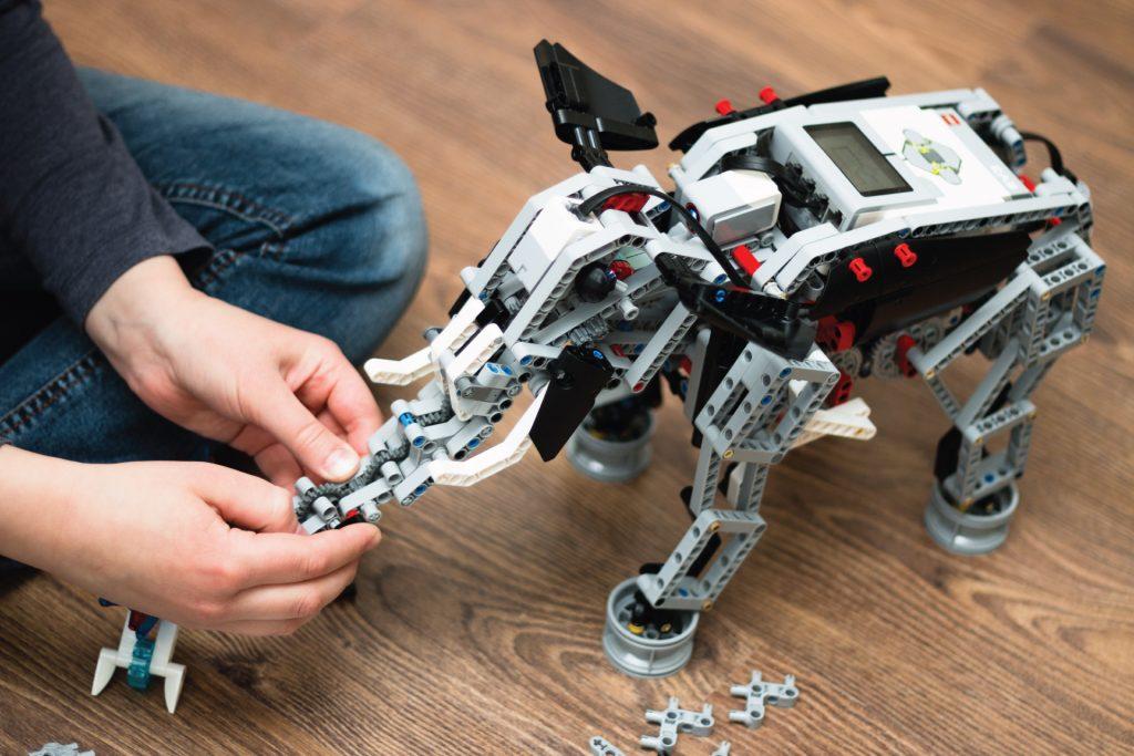 Upravljanje robotima, čitanje 4D knjiga, teleskopi, laboratorije i nauka na otvorenom u Nedelji istraživača u Leskovcu