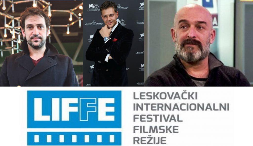 Miloš Biković otvara LIFFE, u Leskovac dolaze Goran Bogdan i Toni Mihajlovski