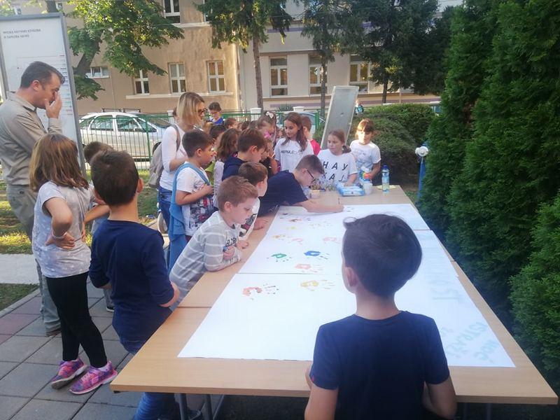 Zabava kroz nauku za sve generacije u Noći istraživača u Leskovcu