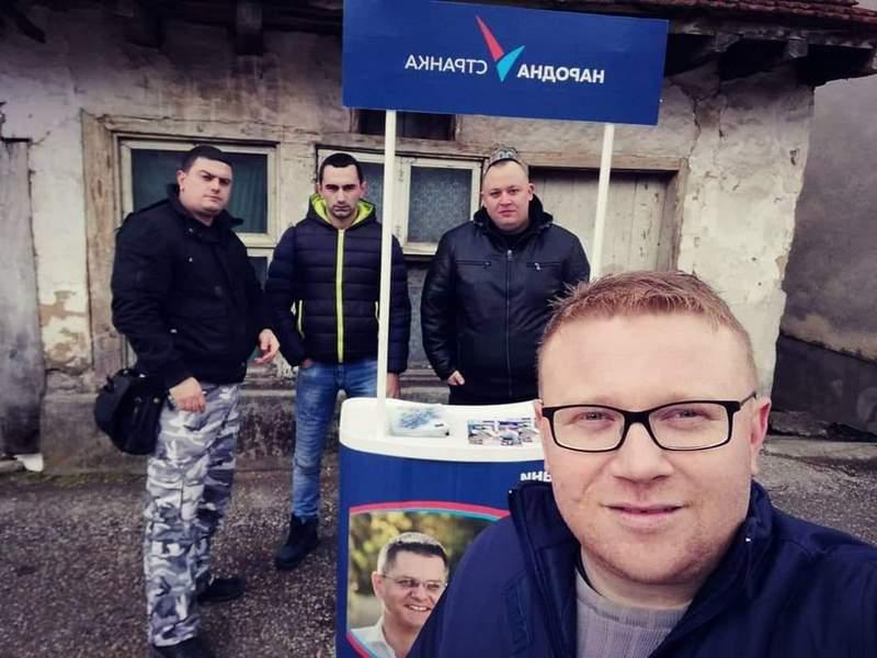 Narodna stranka protiv gradnji MHE na Pčinji i Tripušnici