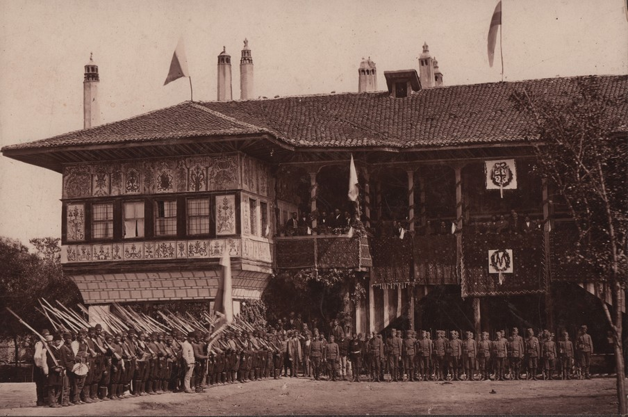 The story of Leskovac through the oldest photo