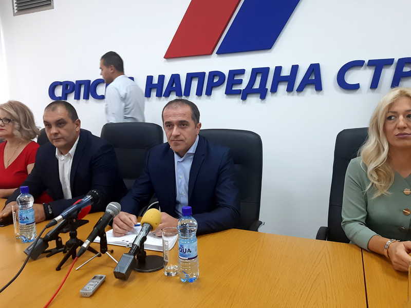 SNS Vranje: Pokazali smo da su interesi građana na prvom mestu