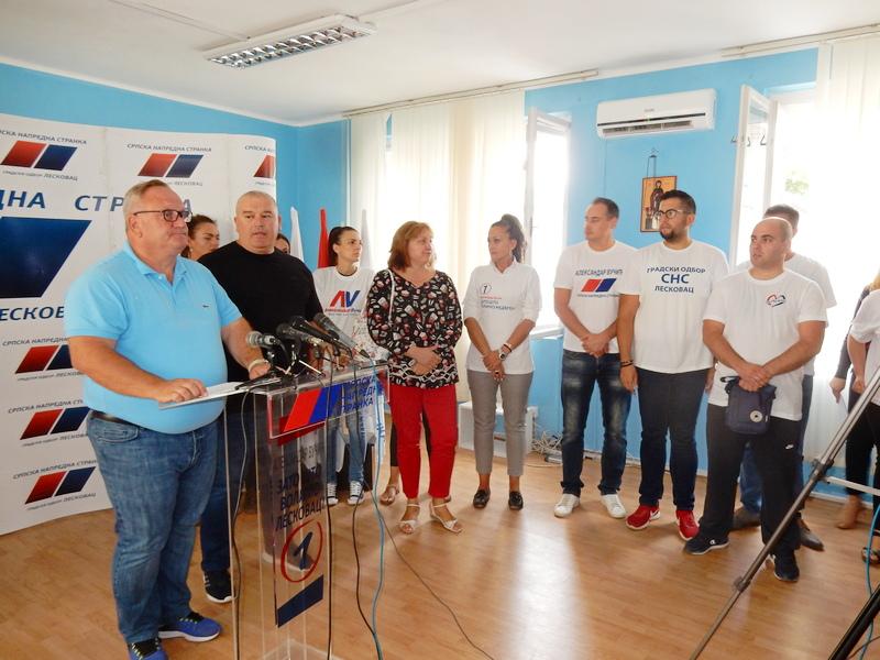 Cvetanović o pobedi SNS u Medveđi: Dokaz da građani veruju u izbore, a ne u bojkot