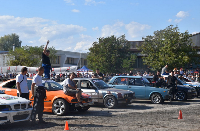 Adrenalinski vikend u Leskovcu