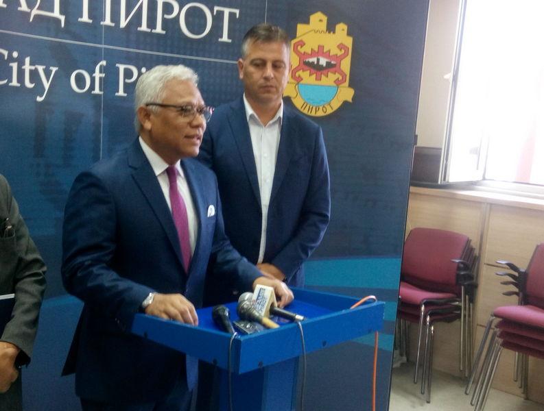 Ambasador Indonezije prvi put posetio Pirot