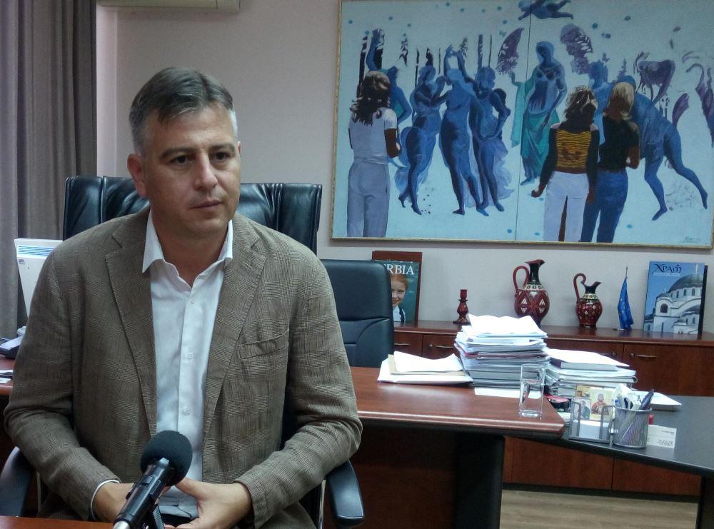 Gradonačelnik Pirota apeluje na građane da ne šire mržnju i ksenofobiju