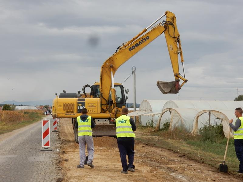 Kompletna rekonstrukcija puta Leskovac – Vlasotince od 283.3 miliona za 11 meseci
