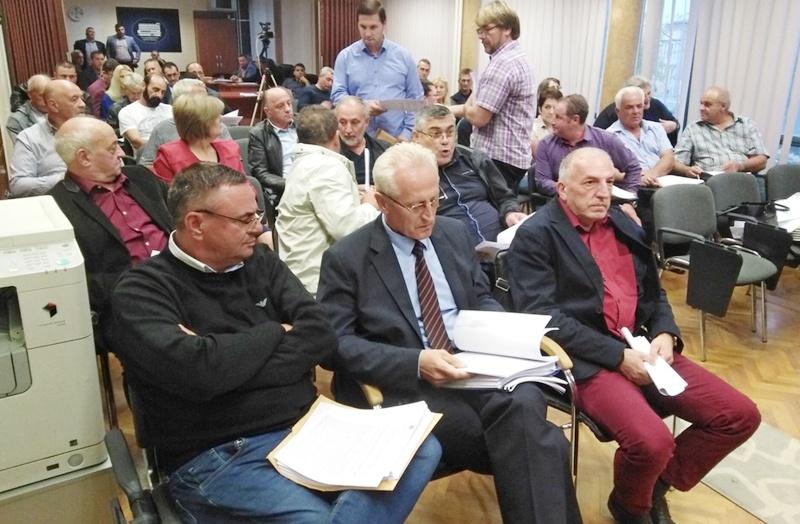 Na sednici Skupštine o izvršenju budžeta i o poreskim stopama