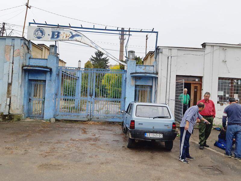 Lisice okupirale varoš Vučje kod Leskovca (video)