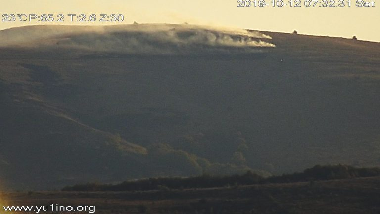 Gorela Stara planina, vatrogasci danonoćno gasili požare