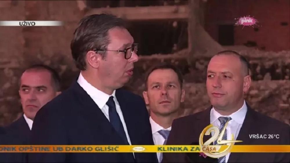 Vučić: Vratićemo Vranjskoj Banji stari sjaj