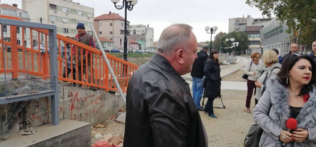Gradonačelnik se izvinio zbog kašnjenja mnogobrojnih radova: Potrudićemo se da taj izvođač više nikada ne dobije posao