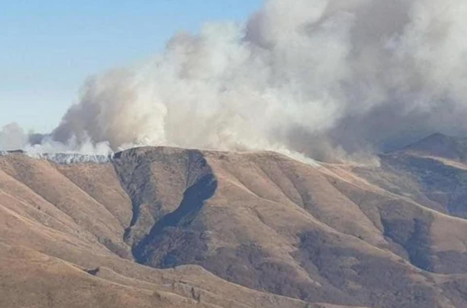 Širi se požar na Staroj planini, nema uslova za gašenje iz vazduha
