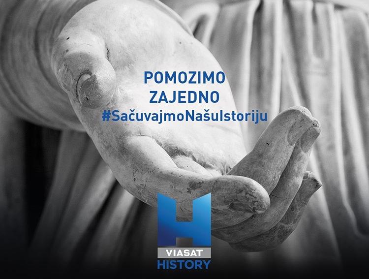 Vredna donacija Viasat History za Narodni muzej u Leskovcu