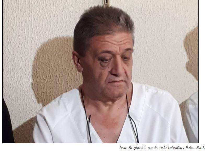 Napadnut tehničar u KC Niš, zaposleni traže status službenog lica