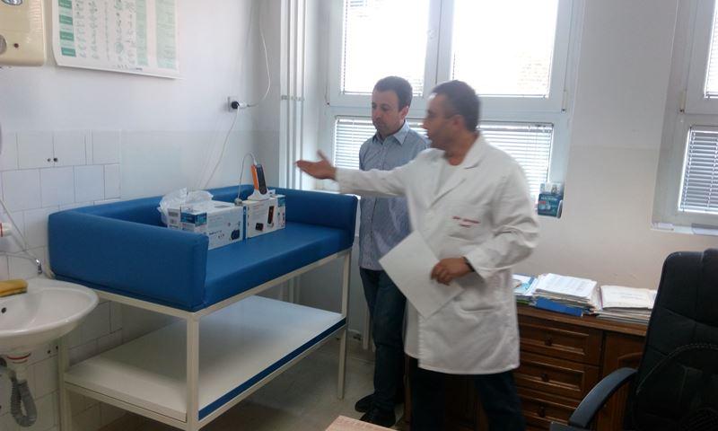 Donacija predškolskom dispanzeru vredna 200.000 dinara