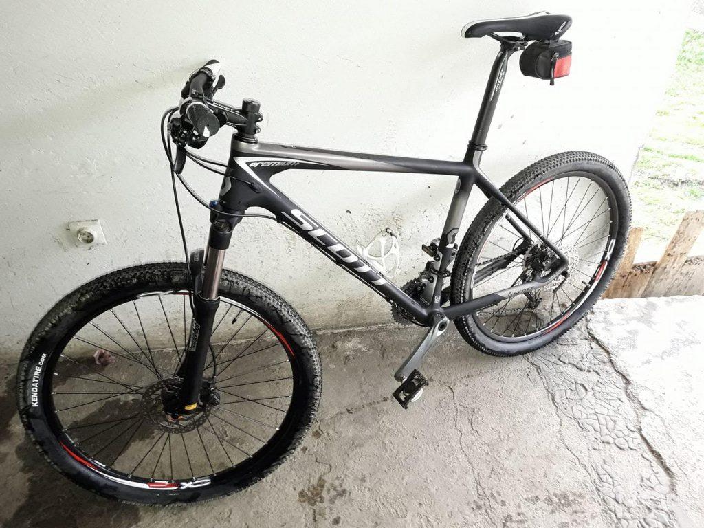 Tuga za ukradenim biciklom