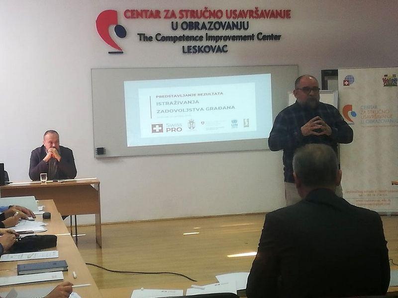 CeSID: Građani najviše veruju gradonačelnicima i lokalnim medijima