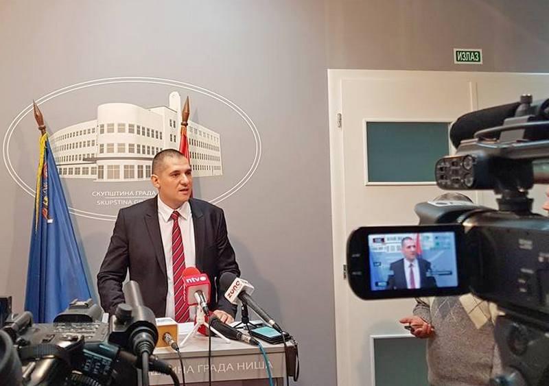 Stanković: Napad odbornika od strane predstavnika vlasti odraz bahatosti režima