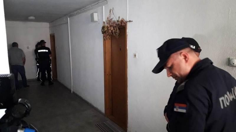 Izvršitelji iselili Đedoviće iz stana