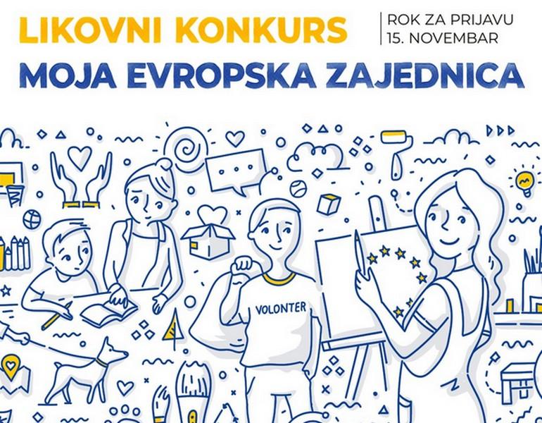 Likovni konkurs za srednjoškolce: Nagrade laptop, tablet i mobilni telefon