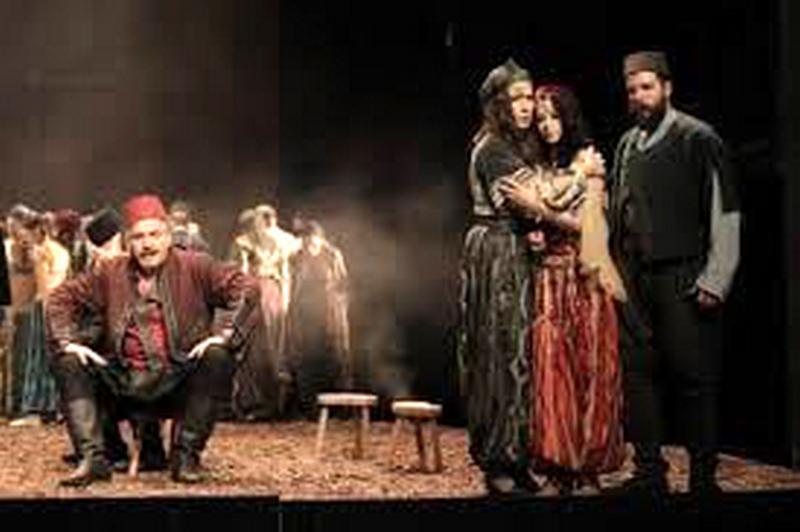 """Opera """"Koštana"""" na video bimu povodom otvaranja pozorišta"""