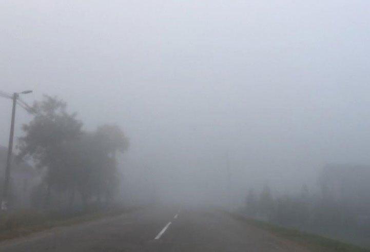 Oprez zbog magle na putevima