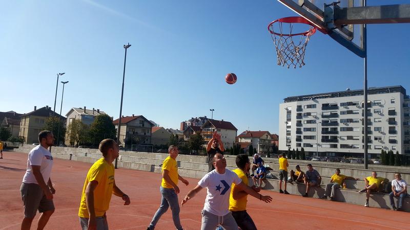 Memorijalni turnir u basketu u čast Zorana Đinđića