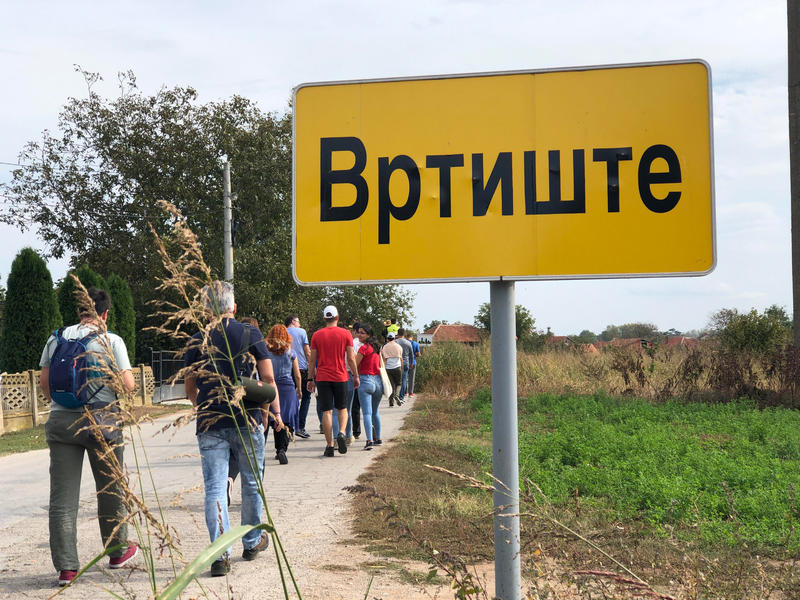 Nišlije marširale 25 kilometara s ciljem da ukažu na probleme u selima i na iseljavanje mladih