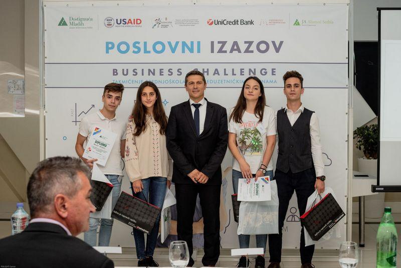 Escape room u hotelima najbolja ideja na takmičenju srednjoškolaca u Leskovcu