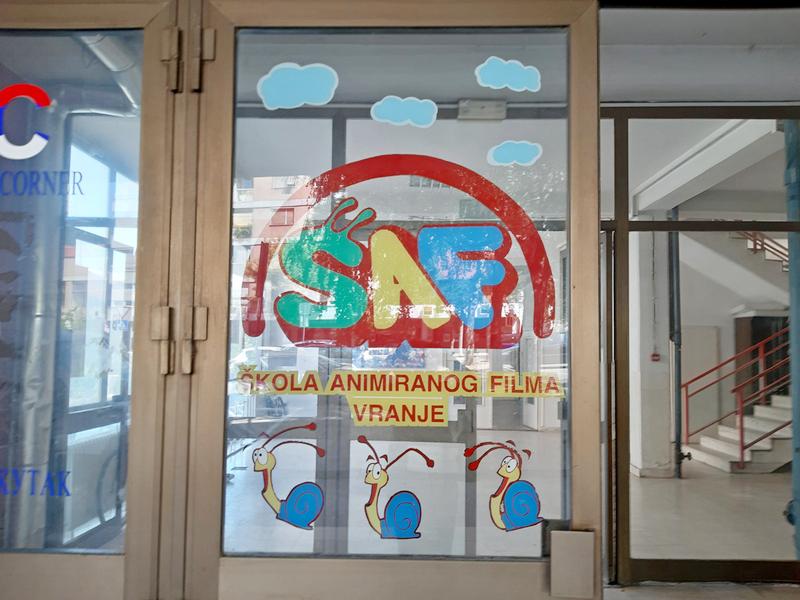 Prva nagrada u Brazilu za animirani film