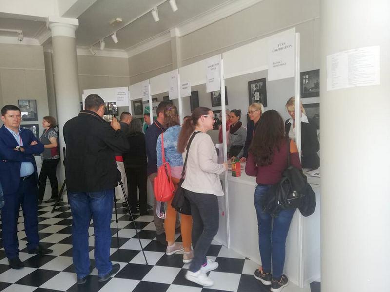 Najviše mladih na Sajmu zapošljavanja u Leskovcu