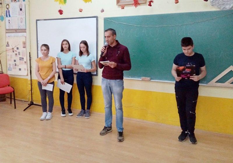 Škola u Bošnjacu obeležila 139 godina rada književnim večem