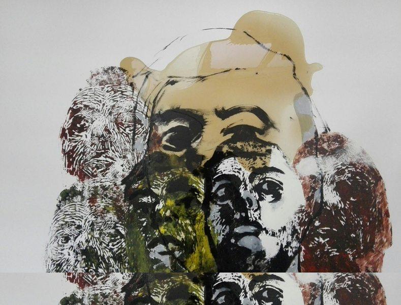 """""""Nemoguće bekstvo"""" leskovačkog slikara Jovana Spasića u Galeriji Art55 u Nišu"""
