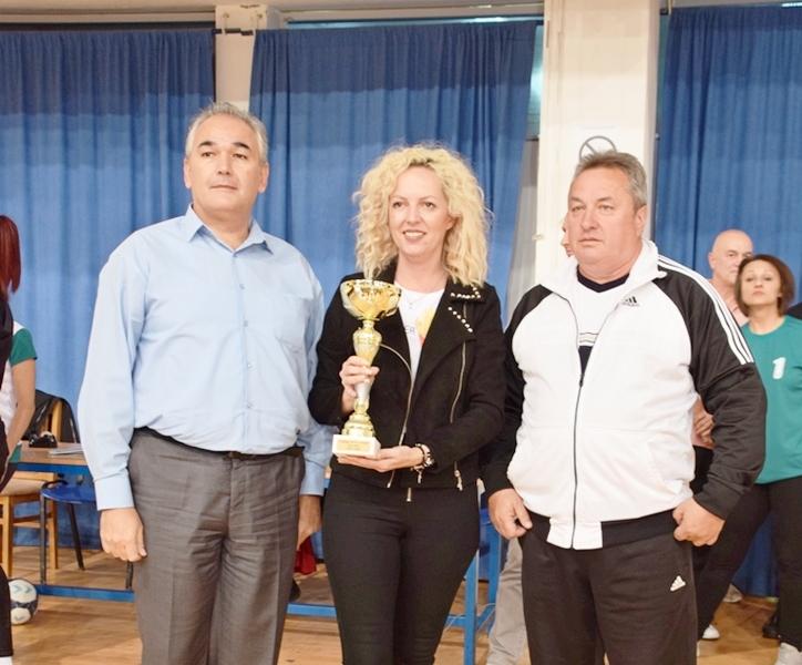 "Vlasotince: Završen jednomesečni turnir ""Radničke sportske igre"""