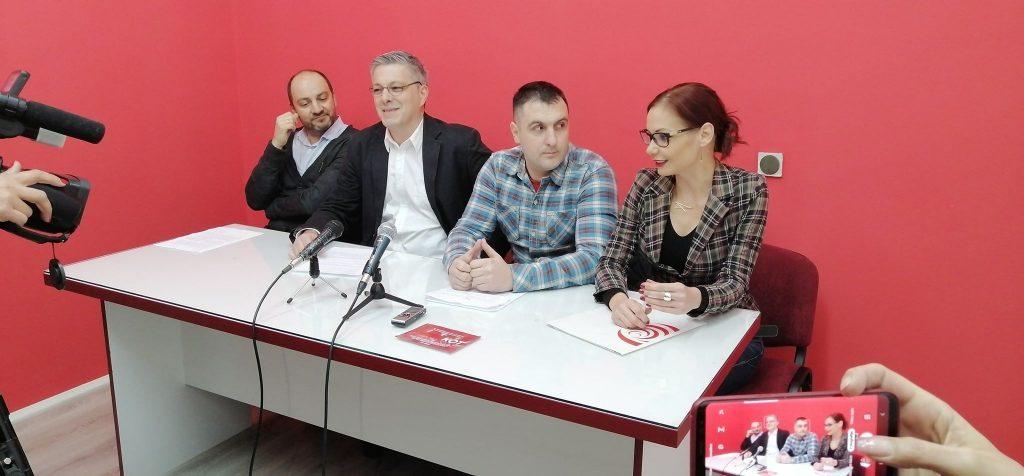 Savez za Srbiju Leskovac: Obaveza je opozicije da deli muku sa narodom, i zato bojkot