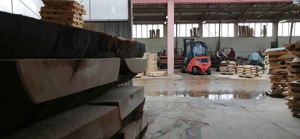 Drvoprerađivačka industrija: Suvo zlato leskovačke privrede