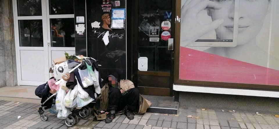 Beskućnici u Leskovcu ničiji problem