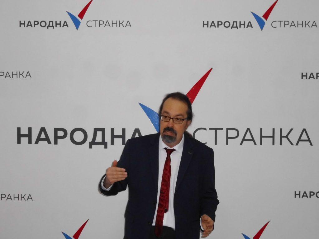 Narodna stranka: Komunalna milicija prerasta u stranačku vojsku SNS-a
