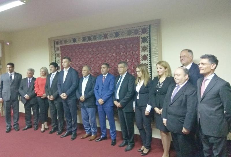 Ambasadori arapskih država u diplomatskoj i privrednoj poseti Pirotu