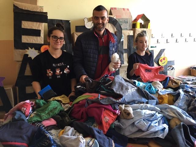 Prikupljali pomoć za učenike svoje škole