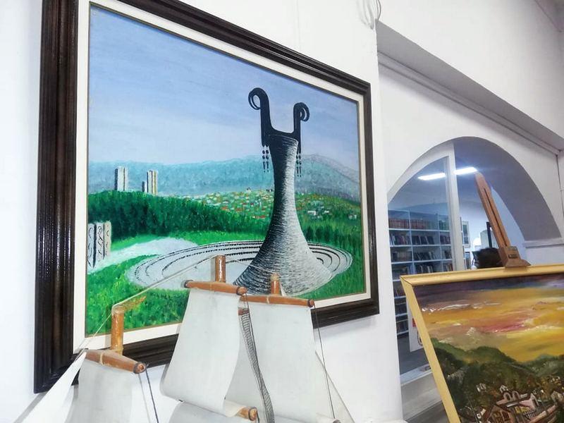Leskovački zatvorenici preko svojih umetničkih dela izašli na slobodu