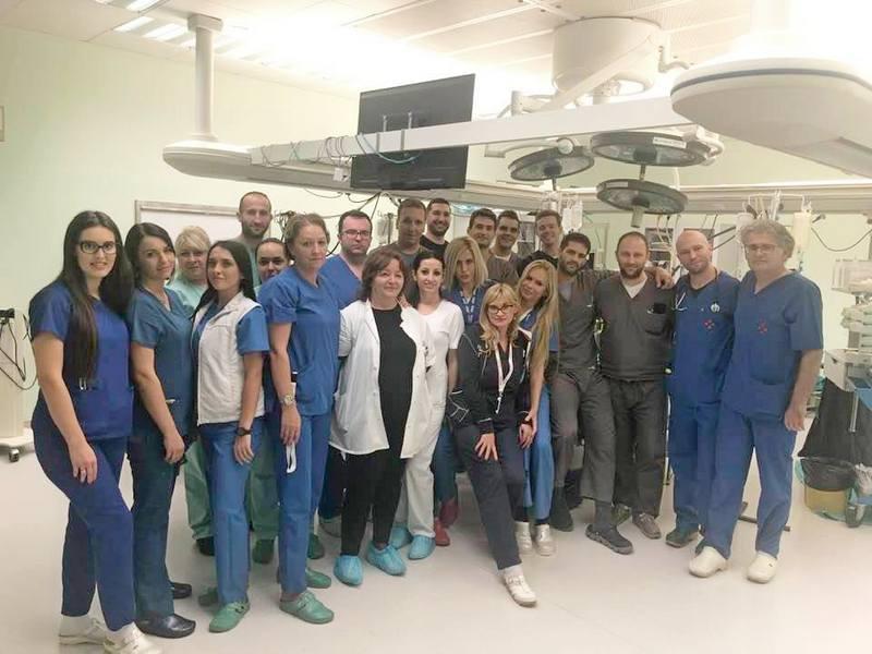 Petogodišnji rad Klinike za kardiohirurgiju obeležili sjajni rezultati